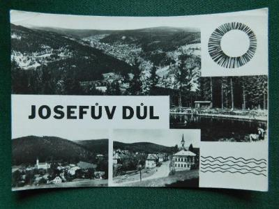 Jizerské Hory - Josefův Důl - okres Jablonec nad Nisou (velký formát)