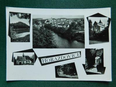 Horažďovice - okres Klatovy (velký formát)
