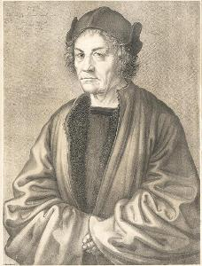 Albrecht Dürer starší, Strixner,  litografie, 1814