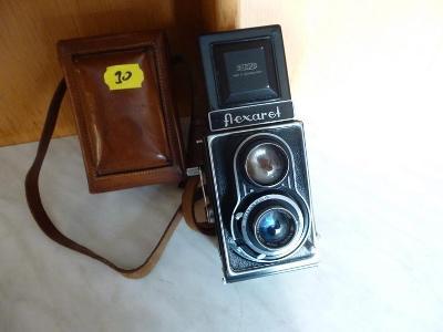 30. fotoaparát Flexaret III