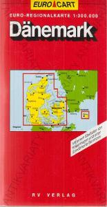 Euro-Kart Dänemark (Dánsko) mapa