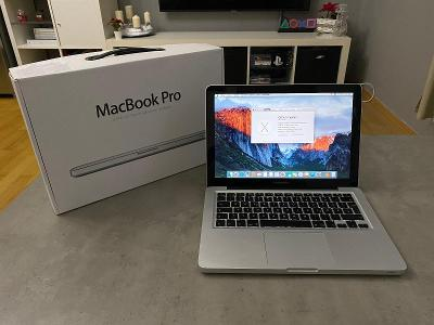 "Apple Macbook Aluminium ""Pro"" 2008 Late 13"" 240 GB SSD 5GB OS X 10.11"