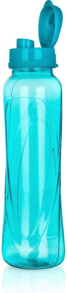 Banquet plastová lahev Strike 630 ml - modrá - Rozbaleno ( BC 79 Kč )