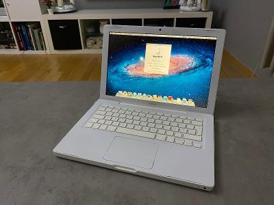 """Apple Macbook White 2008 Early 13"""" OS X 10.7.5"""