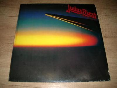 Judas Priest ‎– Point Of Entry (1981) 1.Press , TOP STAV!!!