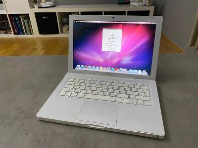 "Apple Macbook White 2006 Late 13"" OS X 10.6.8 #2"