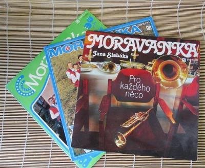LP Moravanka 3ks - Moravanka