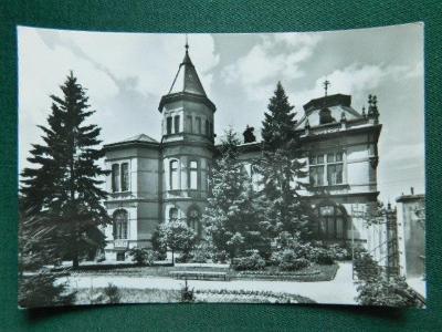 Klatovy - Muzeum dr.Hostaše  (velký formát)