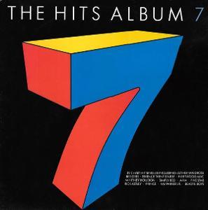 2LP- VA- THE HITS ALBUM 7. ´1987 (Desireless, Sisters Of Mercy, A-Ha..