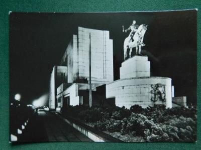 Praha - Národní Památník na Vítkově   (velký formát)