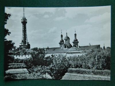 Praha - Rozhledna na Petříně   (velký formát)