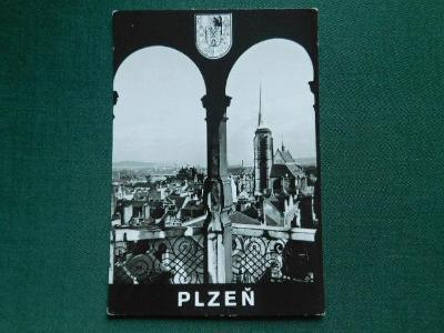 Plzeň  (velký formát)