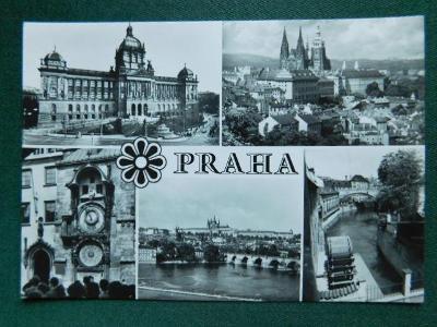 Praha  (velký formát)