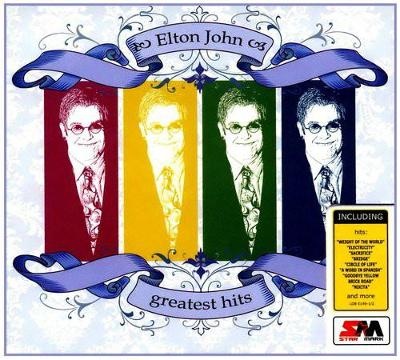 Elton John - Greatest Hits 2CD Limited Edition