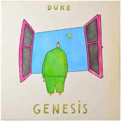 Gramofonová deska GENESIS - Duke