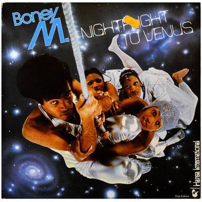 Gramofonová deska BONEY M. - Nightflight to Venus (Club edition)