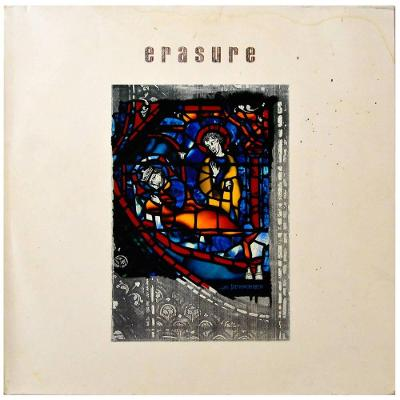 Gramofonová deska ERASURE - The innocents