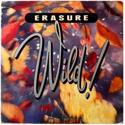 Gramofonová deska ERASURE - Wild!