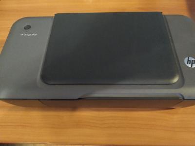 Barevná inkoustová tiskárna HP Deskjet 1000