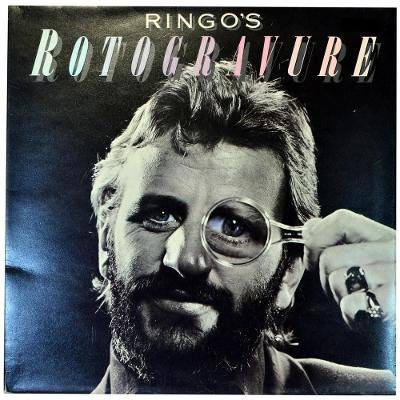 Gramofonová deska RINGO STARR - Ringo´s rotogravure