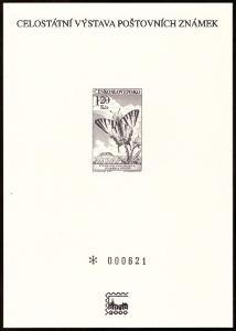 ČÍSLOVANÝ TISK V ČERNÉ OTAKÁREK OVOCNÝ, BRNO, M. ŠVABINSKÝ (S1288A)