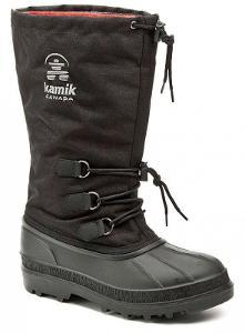 Kamik Canuck černá dámské sněhule