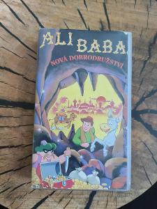 Alibaba: Nová dobrodružství, VHS*