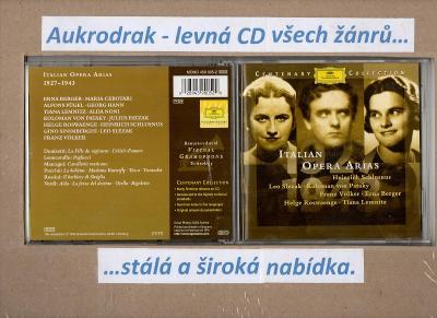 CD/Italian Opera Arias