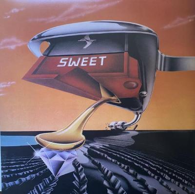 SWEET - OFF THE RECORD / zapečetěné