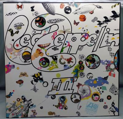 Led Zeppelin – Led Zeppelin III 1973 Germany Vinyl LP 1.press