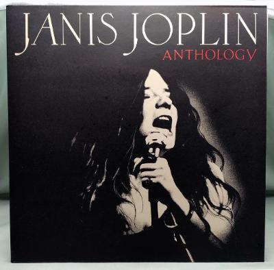 Janis Joplin – Anthology 1980 Holland Vinyl 2LP 1.press