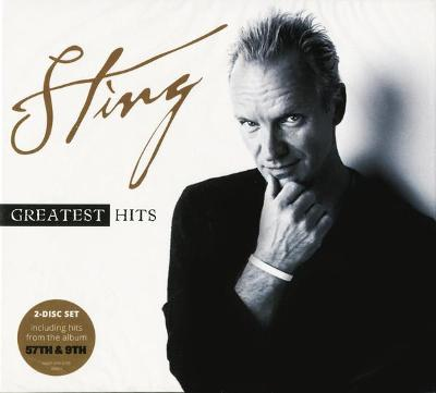 Sting - Greatest Hits 2CD Limited Edition The Police
