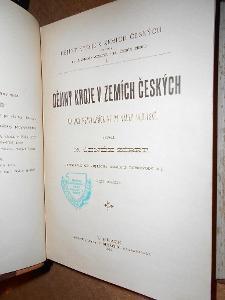 Zíbrt Čeněk - Dějiny kroje v zemích českých - 1892