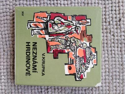 kniha_neznámí hrdinové