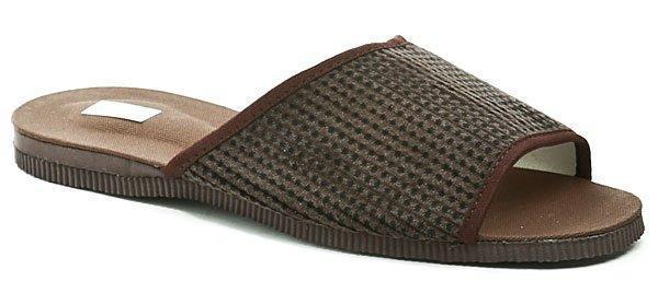 Pegres Pánská domácí nadměrná obuv 3009