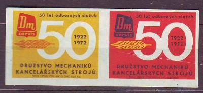 České ZN po r.1945 k.č. 6686-87