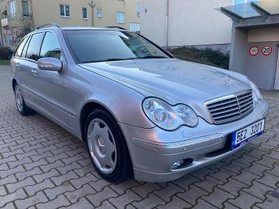 Mercedes Benz C 320 Benzín W203/4Matic/Elegance/Kůže/Xenony