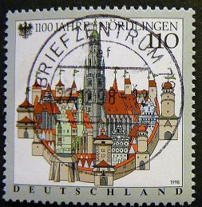 Německo, 1998, Mi 1965