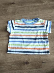 Tričko jako nové vel 56/62