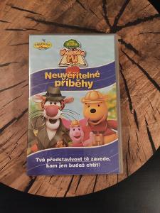 Medvídek Pú: Neuvěřitelné příběhy, VHS