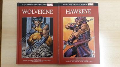 NHM - Nejmocnejsi hrdinove marvelu - Wolverine