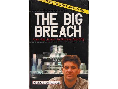 The Big Breach - Richard Tomlinson (Anglicky)