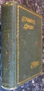 Západ, Pohorský obraz - Rais, Karel V.