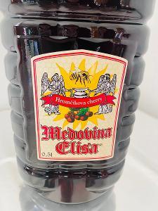 5L kanystřik sladké třešňové (cherry) medov.