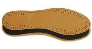 TACCO Vložky do bot kožené Luxus 35 (VÝPRODEJ)