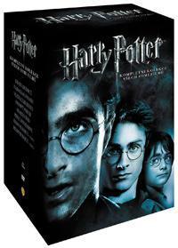 Harry Potter kolekce roky 1-7b. 16DVD  - Film