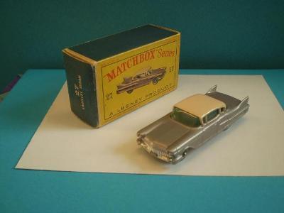 MATCHBOX - RW 27c CADILLAC SIXTY SPECIAL