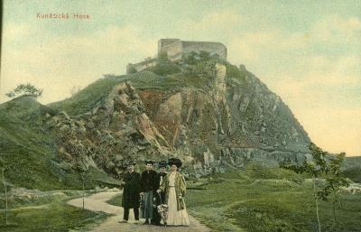 Kunětická Hora ..