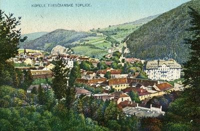 Kúpele Trenčianské Teplice (Slovensko) ..