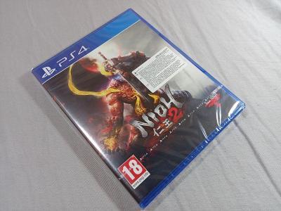 PS4 NIOH 2 - nová!!!